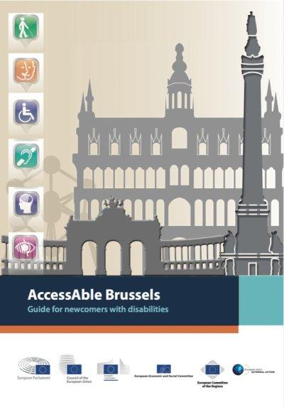 Bruxelles accessible à tous - Guide pour les nouveaux arrivants présentant un handicap