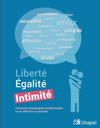 L'Unapei publie un livret sur la vie affective des personnes avec un handicap intellectuel
