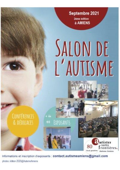 Salon de l'autisme d'Amiens - 18 Septembre 2021