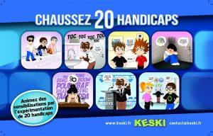 Mallette CHAUSSEZ 20 HANDICAPS