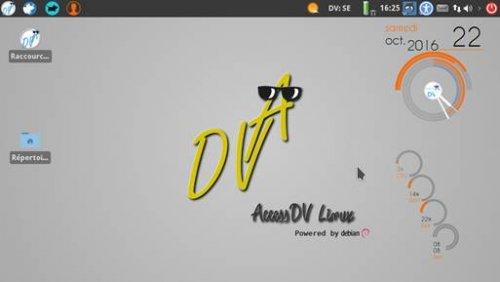 AccessDV Linux