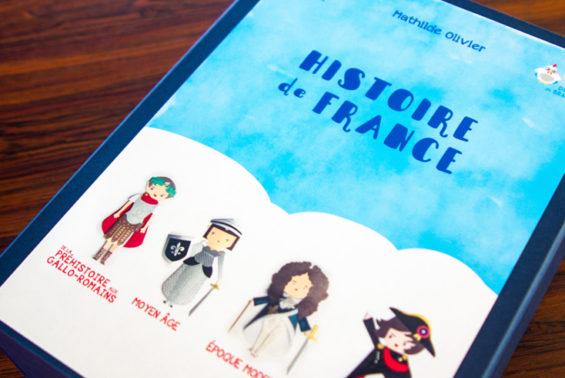Histoire de France en braille
