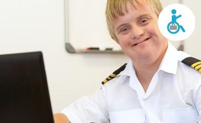 Emploi : 2,5% de personnes handicapées dans les communes bruxelloises