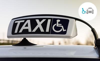 Bruxelles 100 taxis PMR !