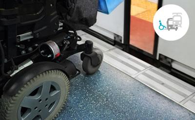 Transports en commun à Bruxelles trop peu accessibles aux personnes handicapées